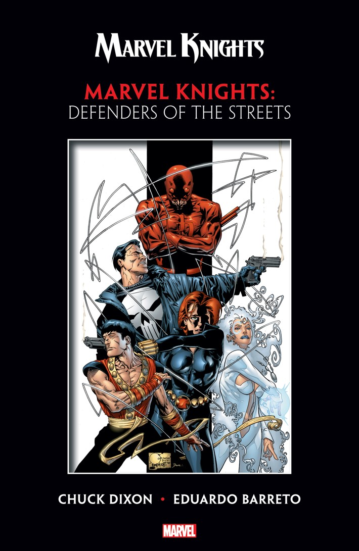 MK20_MKDEFENDERS Marvel Knights 20th Anniversary Trade Program details released