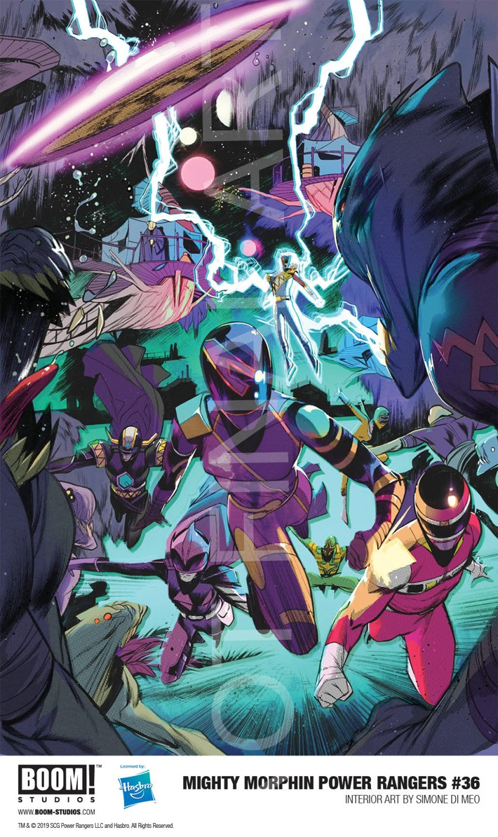 MMPR_036_InteriorArt_001_PROMO First Look at BOOM! Studios' MIGHTY MORPHIN POWER RANGERS #36