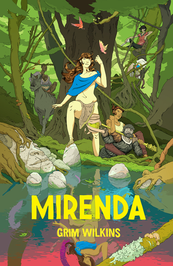 Mirenda_Trade_Cover_--_900x585 Fantasy adventure series MIRENDA to be collected by Image Comics