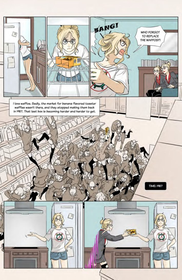 ParadoxGirl_v1_Preview_Page_008_c6815a0147f8285e3b5042ebb3626151 First Look at Image Comics/Top Cow Productions' PARADOX GIRL VOLUME 1 TP