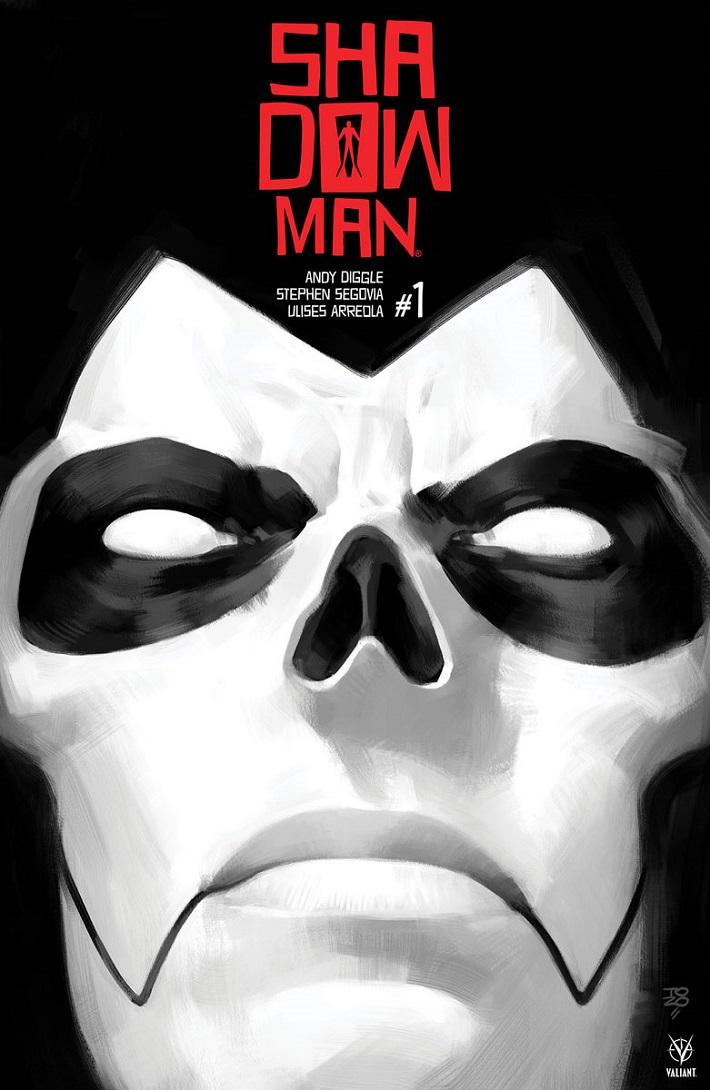 SM2018_001_SECOND-PRINT Valiant's supernatural sensation returns in SHADOWMAN #1 2nd printing
