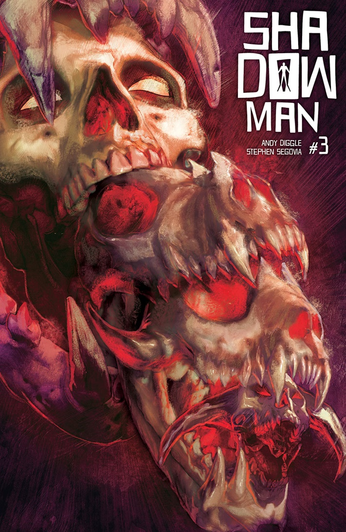 SM2018_003_COVER-B_GUEDES First Look at Valiant Entertainment's SHADOWMAN (2018) #3