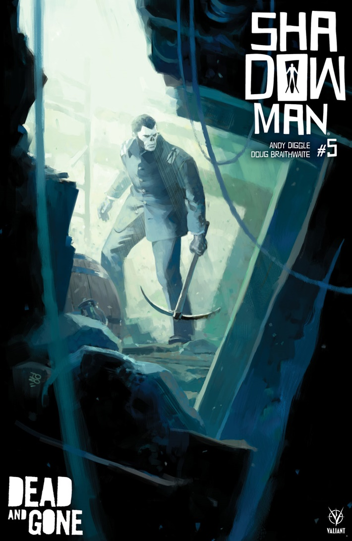 SM2018_005_COVER-A_ZONJIC First Look at Valiant Entertainment's SHADOWMAN (2018) #5