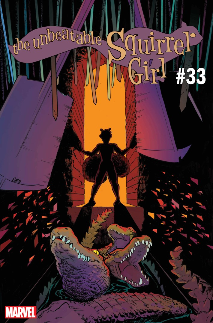 SQUIRRELGIRL33_PUTRI Marvel celebrates International Women's Day with variant covers