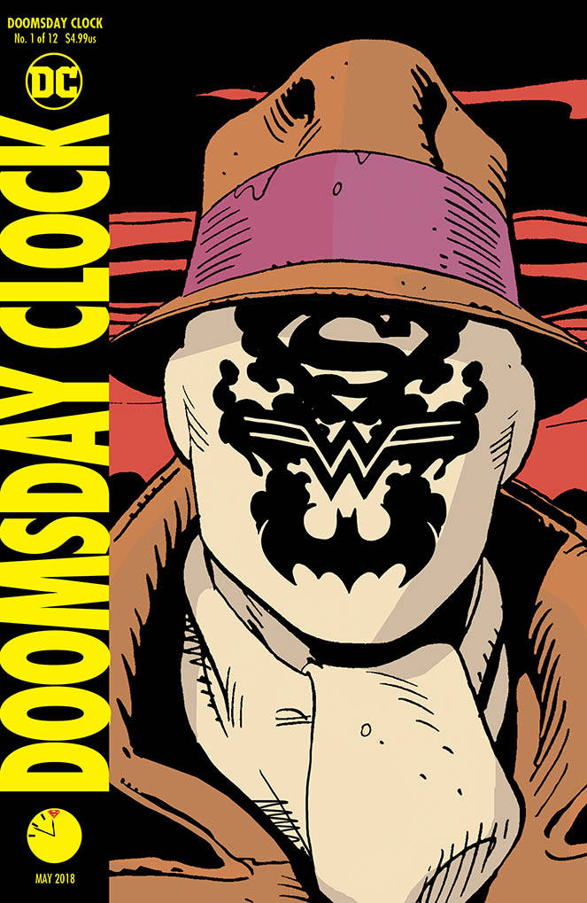 STL083709 DOOMSDAY CLOCK #1 returns with a third printing