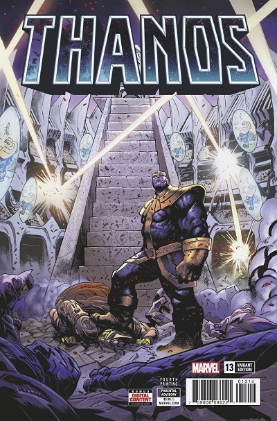 STL087601 ComicList: Marvel Comics New Releases for 04/25/2018