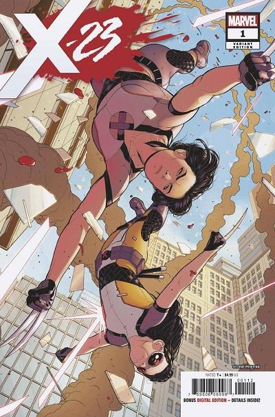 STL099262 ComicList: Marvel Comics New Releases for 08/29/2018
