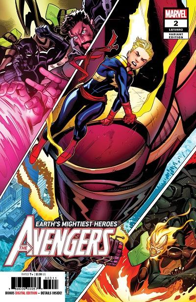 STL099397 ComicList: Marvel Comics New Releases for 08/29/2018