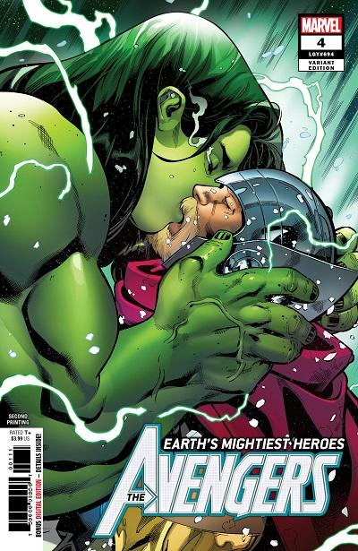 STL099398 ComicList: Marvel Comics New Releases for 08/29/2018