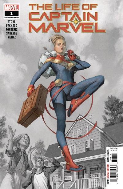 STL099404 ComicList: Marvel Comics New Releases for 08/29/2018