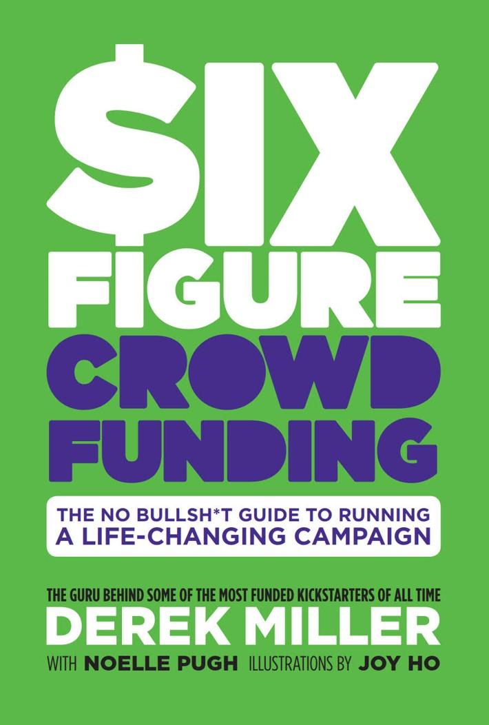 SixFigureCrowdfunding_HC_PRESS_1 First Look at BOOM! Studios' SIX FIGURE CROWDFUNDING HC