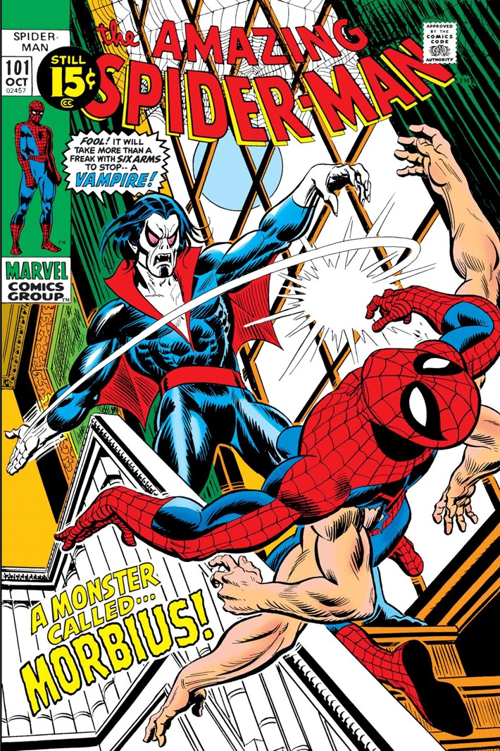 TB_ASM101CVR SPIDER-MAN will make a TRUE BELIEVER out of you this June