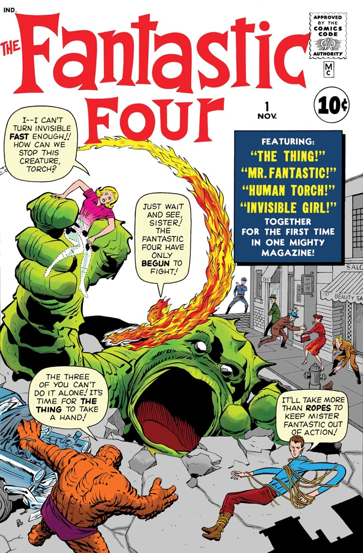 TB_FF_FANTASTIC_FOUR The First Family returns in TRUE BELIEVERS: FANTASTIC FOUR reprints
