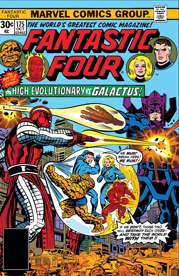 TB_FF_GALACTUS_HUNGERS The First Family returns in TRUE BELIEVERS: FANTASTIC FOUR reprints