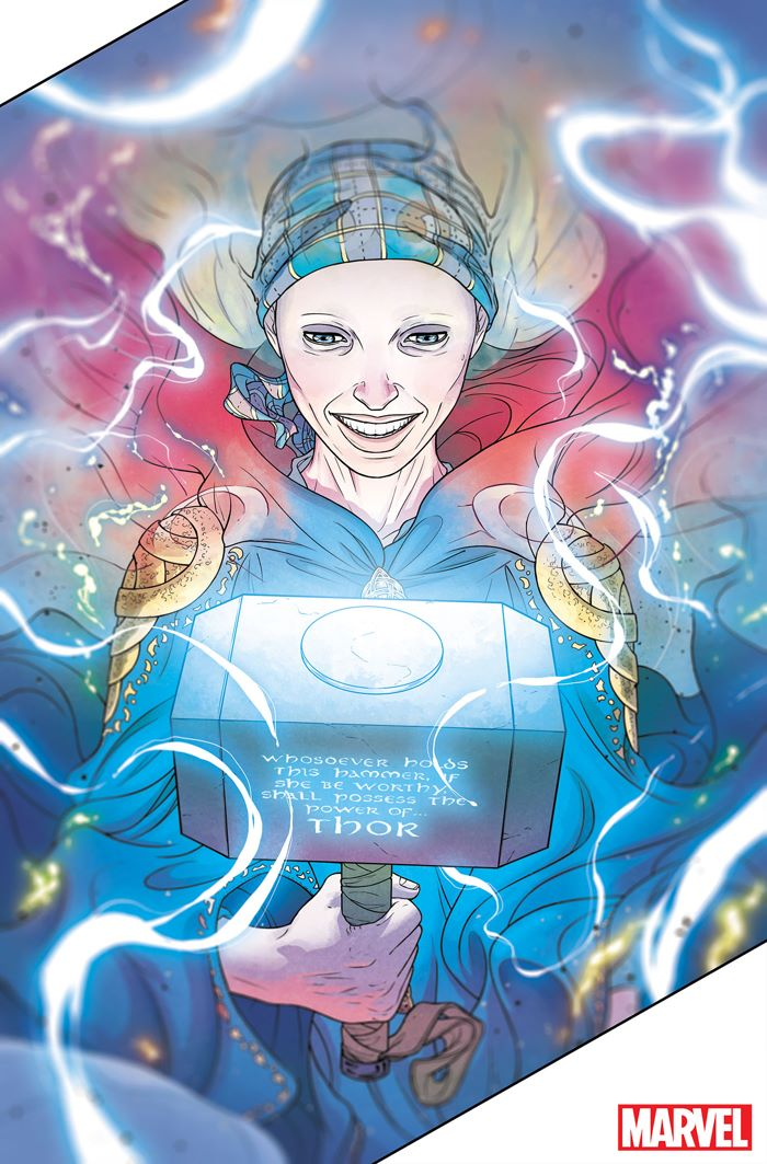 THOR705_001 ComicList Previews: THE MIGHTY THOR #705