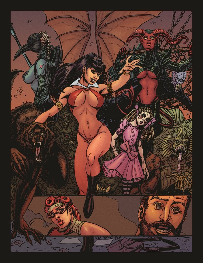 Vampirella-PlayBoy-05-colors Dynamite and Playboy announce exclusive Vampirella story