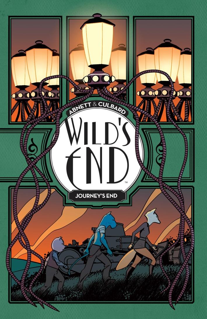 WildsEnd_v3_SC_DIGITAL1 First Look at BOOM! Studios' WILD'S END VOLUME 3 JOURNEY'S END GN