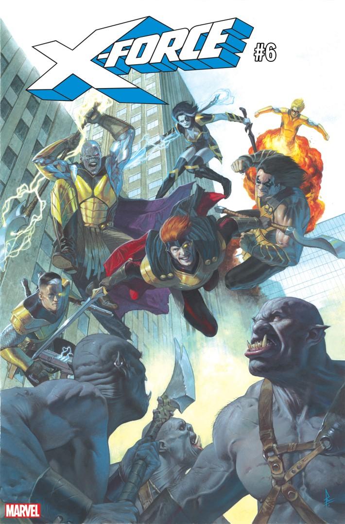 XFORCE2018006_Federici_Asgardian WAR OF THE REALMS to feature Asgardian warrior variants