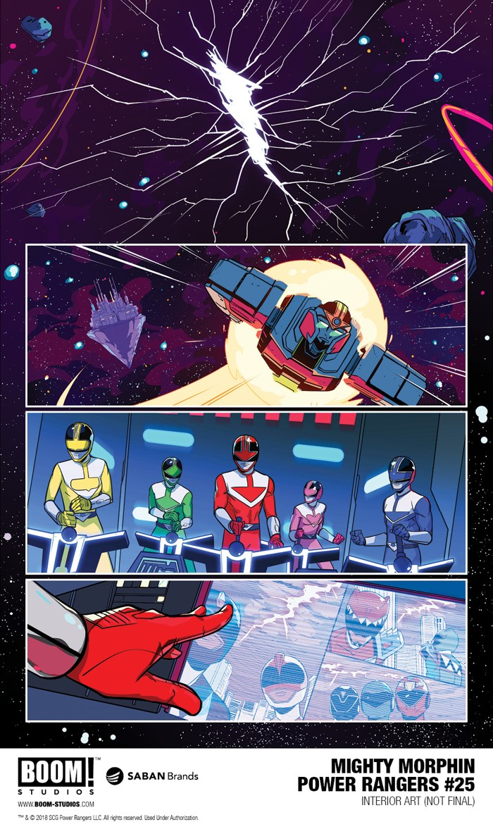 a3c07454-3cb4-4b32-a600-3dd085632894 The first look inside MIGHTY MORPHIN POWER RANGERS #25