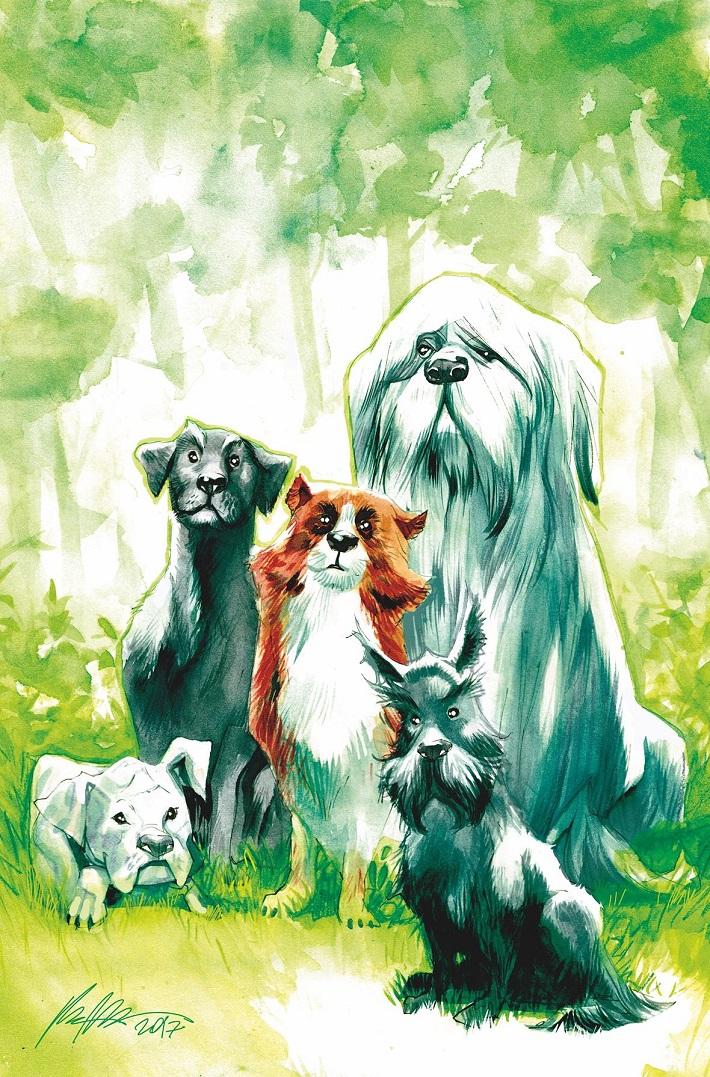 beastsofburdenvarcov Eisner award-winning BEASTS OF BURDEN returns to Dark Horse