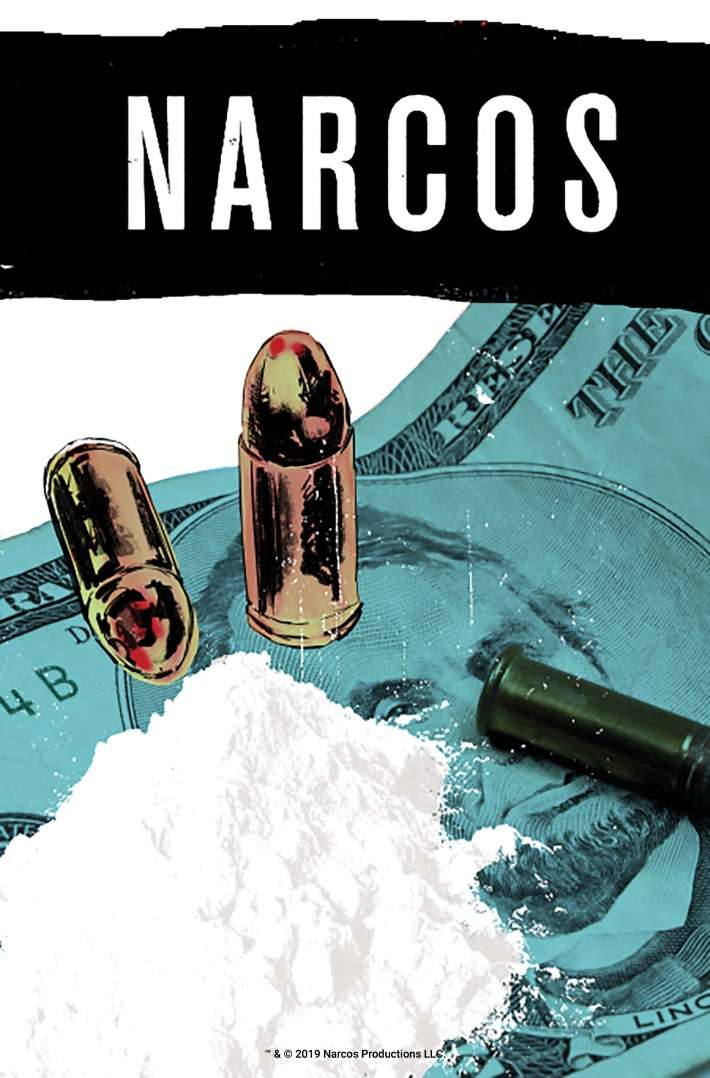 d559b809-fc5e-428d-97ab-2a8111246210 Netflix and Gaumont's NARCOS to be adapted by IDW