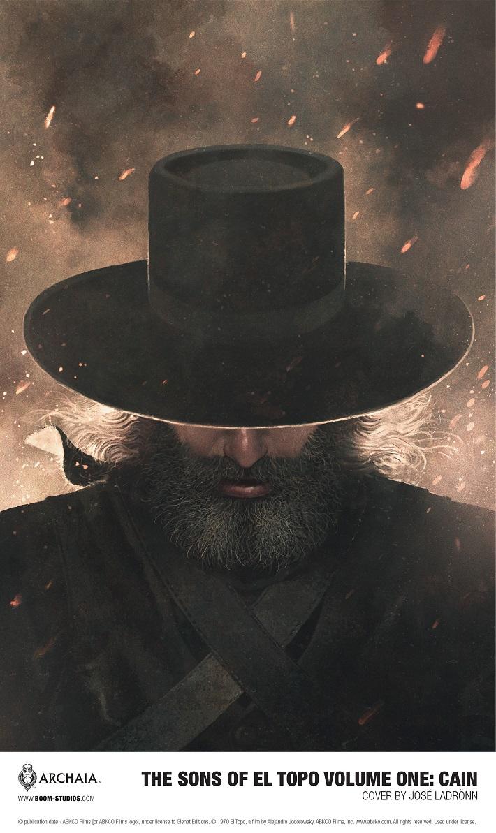 e95f3332-a977-448c-850a-fd87596392e9 EL TOPO sequel to be published by BOOM! Studios December 2018