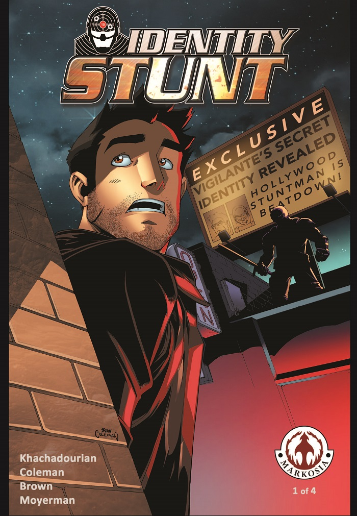 identitystunt01_preview00 IDENTITY STUNT merges Generation X nostalgia with modern world issues