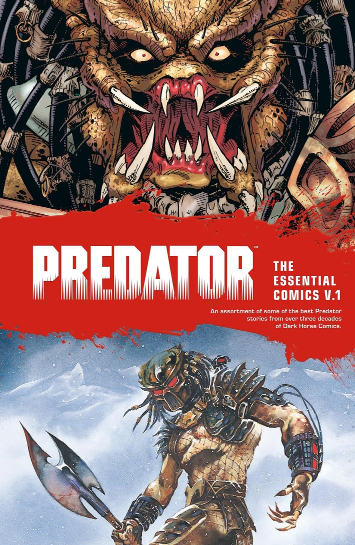 predatoresscov Dark Horse offers new PREDATOR series August 2018