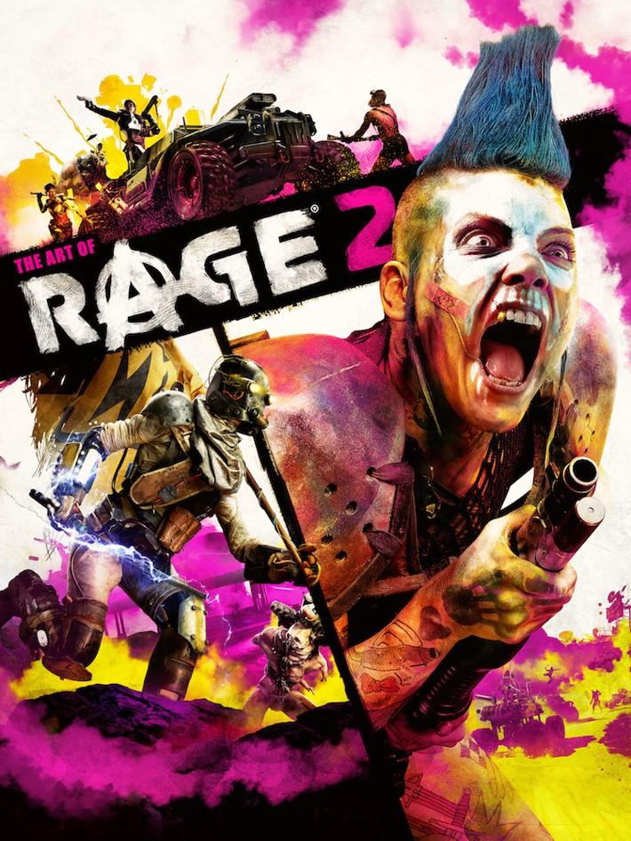 rage2cov Wander through the Wasteland in THE ART OF RAGE 2