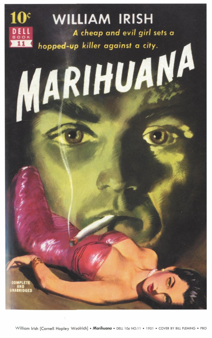 reefermadpg3 ComicList Previews: REEFER MADNESS TP