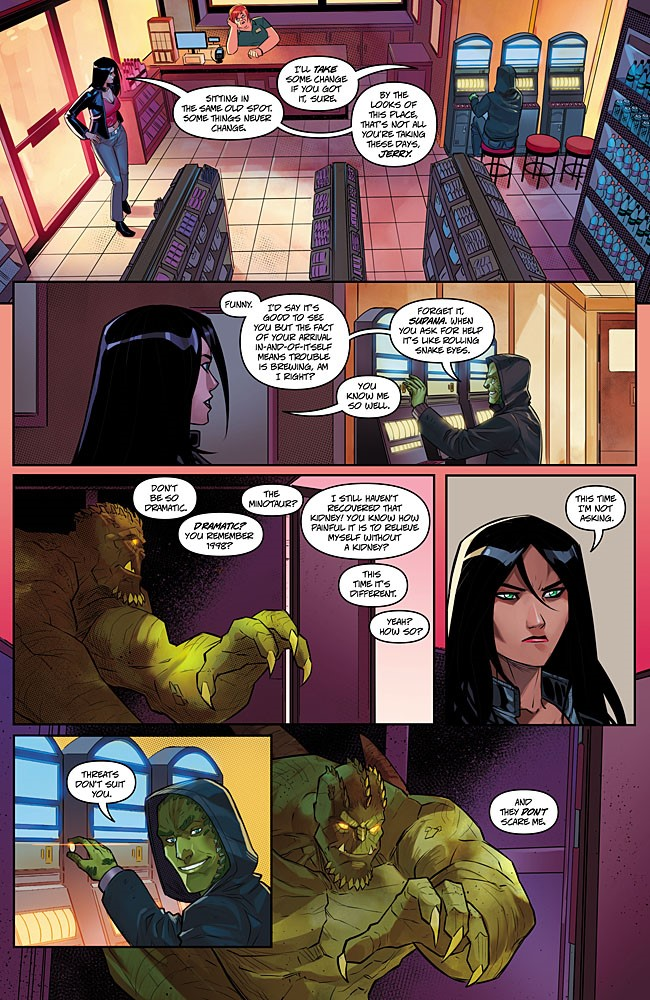 02-CHAR3-02-Aspen_1 ComicList Previews: CHARISMAGIC VOLUME 3 #2