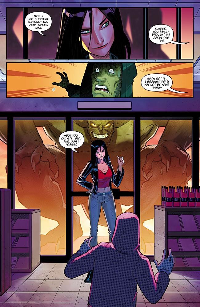 03-CHAR3-02-Aspen_1 ComicList Previews: CHARISMAGIC VOLUME 3 #2