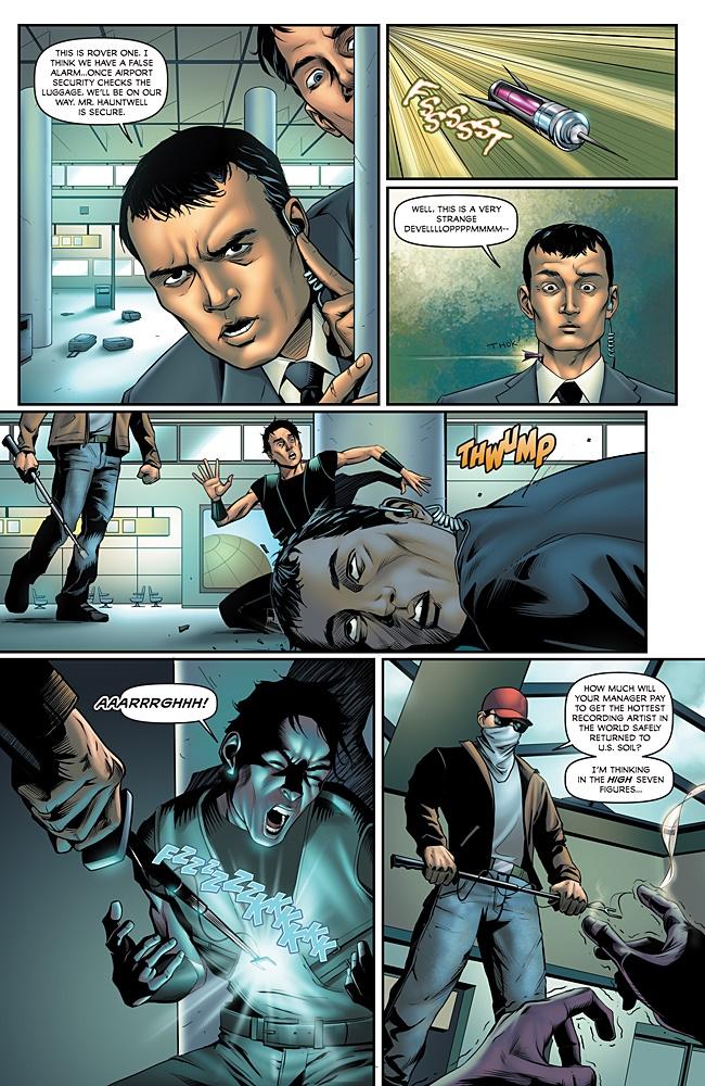 03_IRV5-01(Preview) ComicList Previews: EXECUTIVE ASSISTANT IRIS VOLUME 5 #1