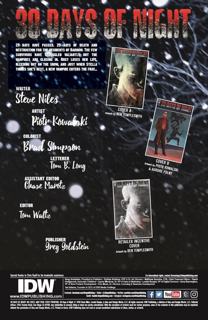 30Days_of_Night_06-pr-2 ComicList Previews: 30 DAYS OF NIGHT #6
