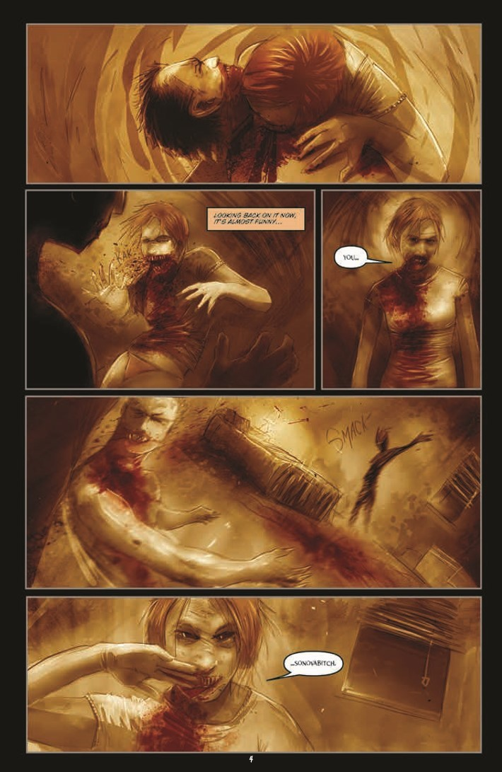 30_Days_of_Night_100-pr-6 ComicList Previews: 30 DAYS OF NIGHT 100-PAGE GIANT #1