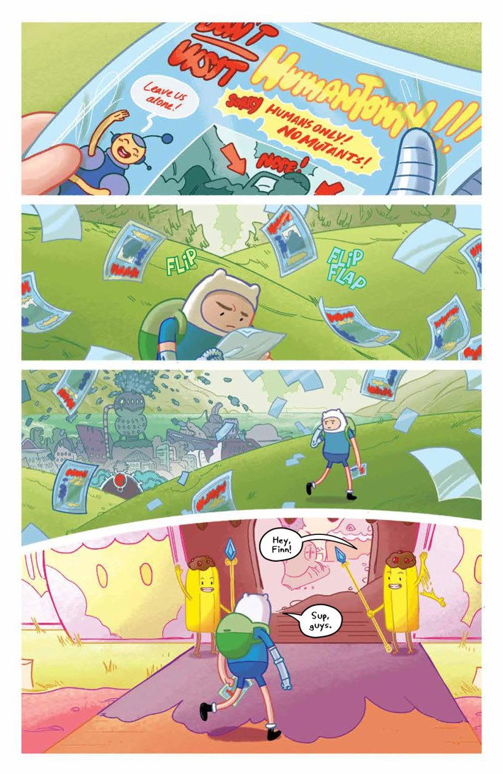 ATSeason11_006_PRESS_3 ComicList Previews: ADVENTURE TIME SEASON 11 #6