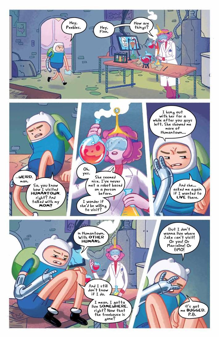 ATSeason11_006_PRESS_4 ComicList Previews: ADVENTURE TIME SEASON 11 #6