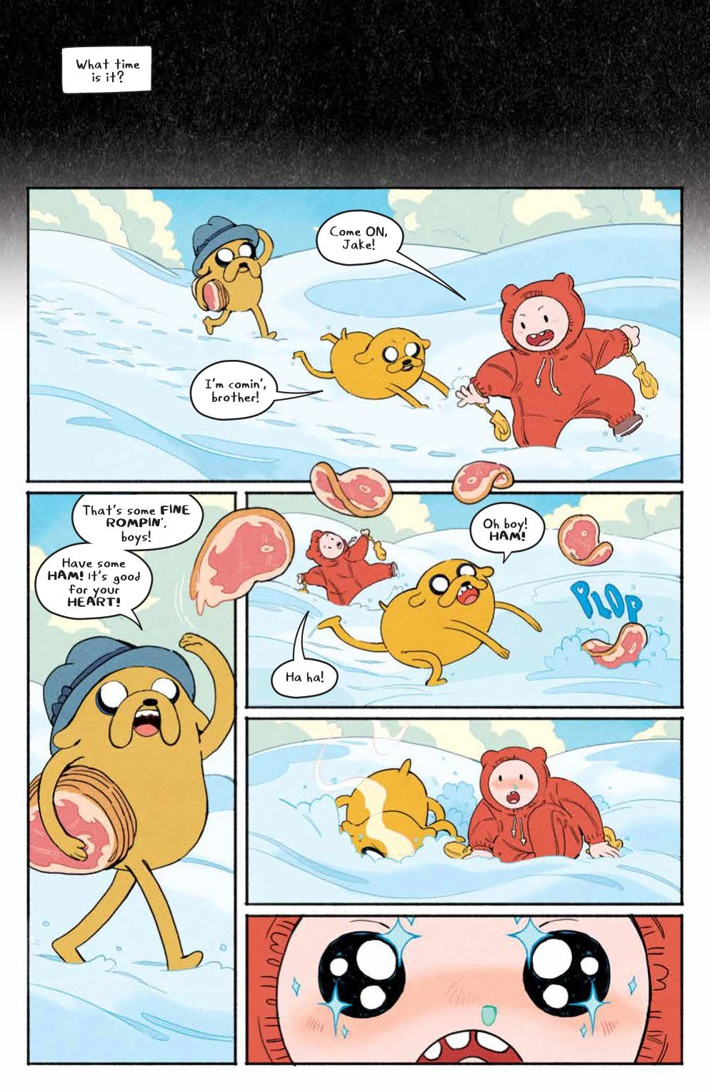 AT_Beginning_of_the_End_001_PRESS_3 ComicList Previews: ADVENTURE TIME BEGINNING OF THE END #1