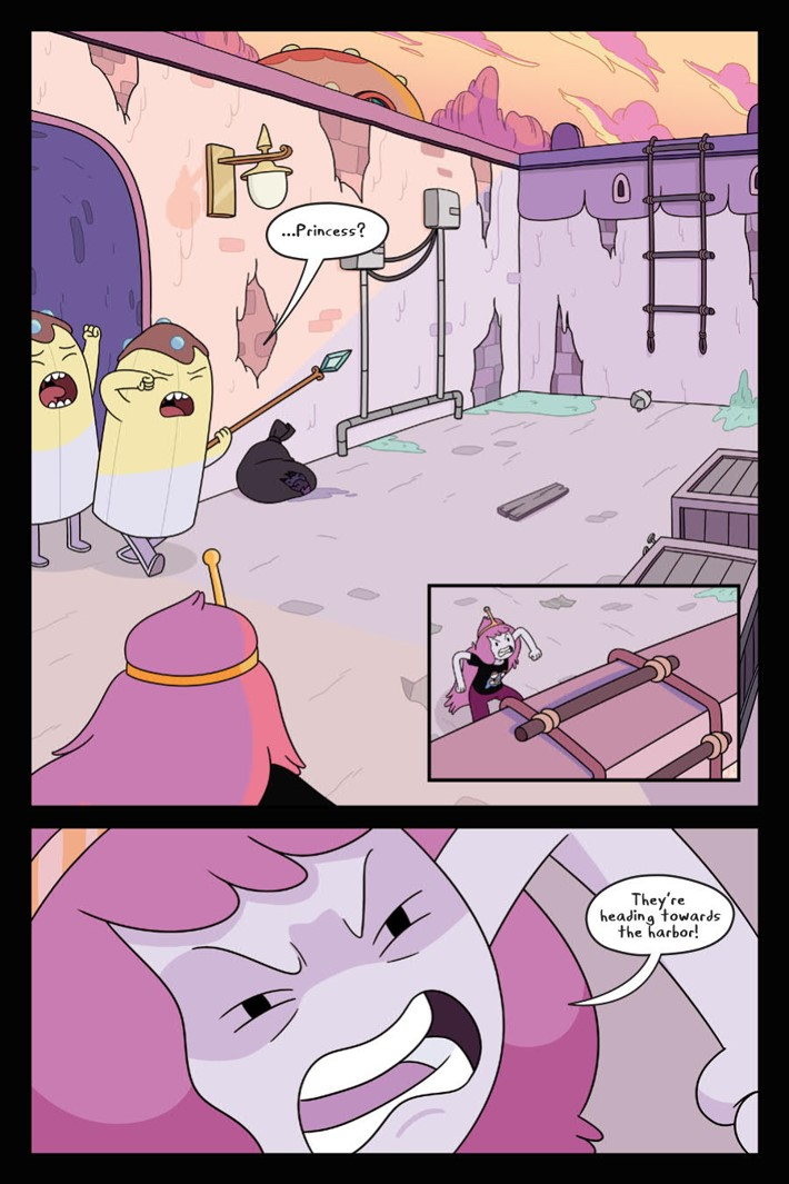 AT_OGN_v13_MarcelinePirateQueen_PRESS_10 ComicList Previews: ADVENTURE TIME MARCELINE THE PIRATE QUEEN GN