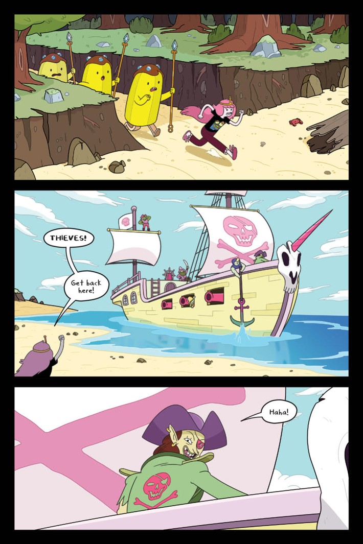 AT_OGN_v13_MarcelinePirateQueen_PRESS_15 ComicList Previews: ADVENTURE TIME MARCELINE THE PIRATE QUEEN GN