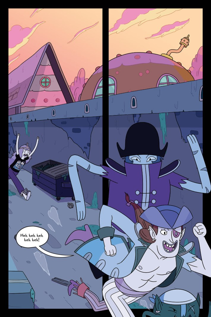 AT_OGN_v13_MarcelinePirateQueen_PRESS_8 ComicList Previews: ADVENTURE TIME MARCELINE THE PIRATE QUEEN GN