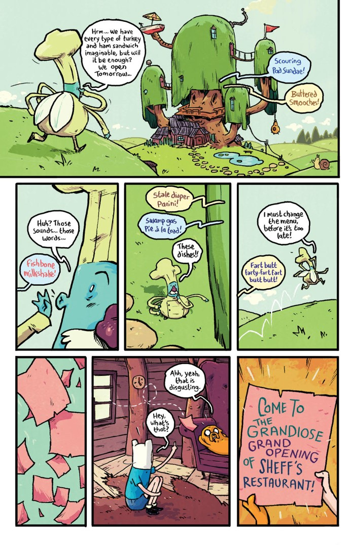 AT_SugaryShorts_v4_SC_PRESS_11 ComicList Previews: ADVENTURE TIME SUGARY SHORTS VOLUME 4 TP