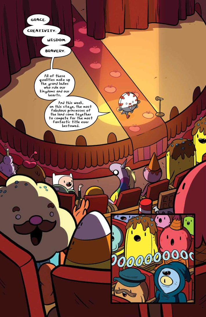 AdventureTime_v14_SC_PRESS_8 ComicList Previews: ADVENTURE TIME VOLUME 14 TP