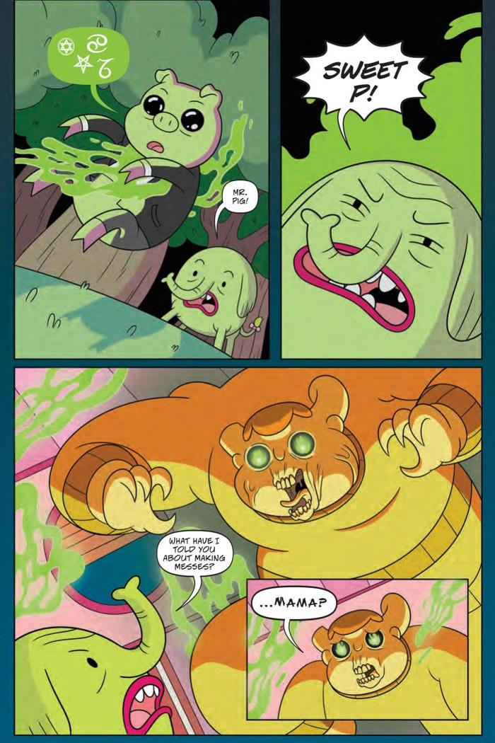 AdventureTime_v9_OGN_PRESS_11 ComicList Preview: ADVENTURE TIME VOLUME 9 BRAIN ROBBERS GN