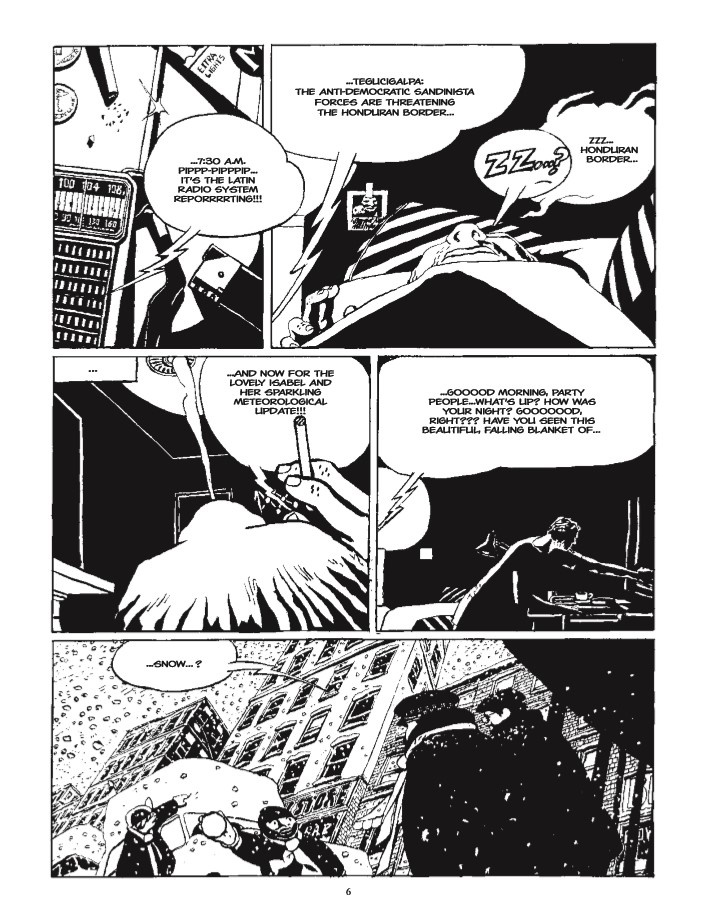 AlackSinner_Disenchantment-pr-4 ComicList Previews: ALACK SINNER THE AGE OF DISENCHANTMENT TP