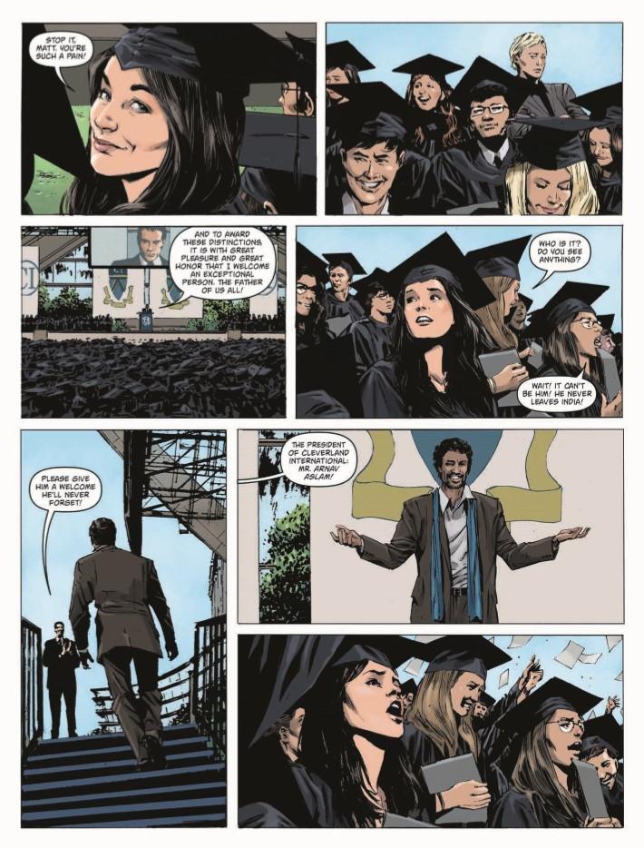 Amber_Blake_01-pr-7 ComicList Previews: AMBER BLAKE #1