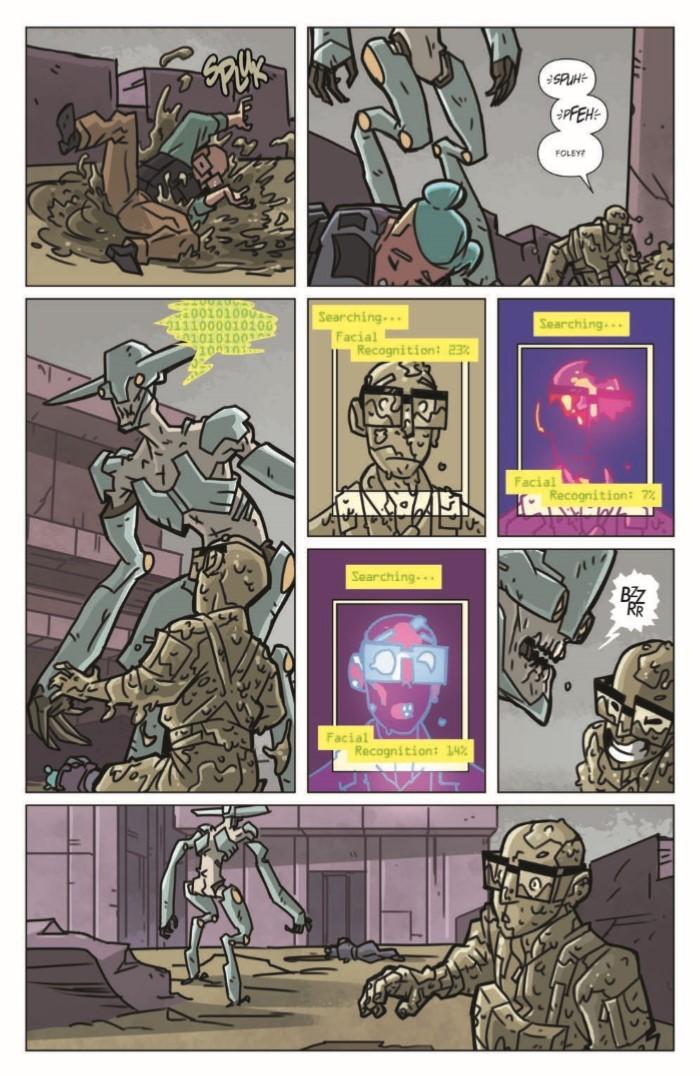 AtomicRobo_Spectre_05-pr-6 ComicList Previews: ATOMIC ROBO AND THE SPECTRE OF TOMORROW #5