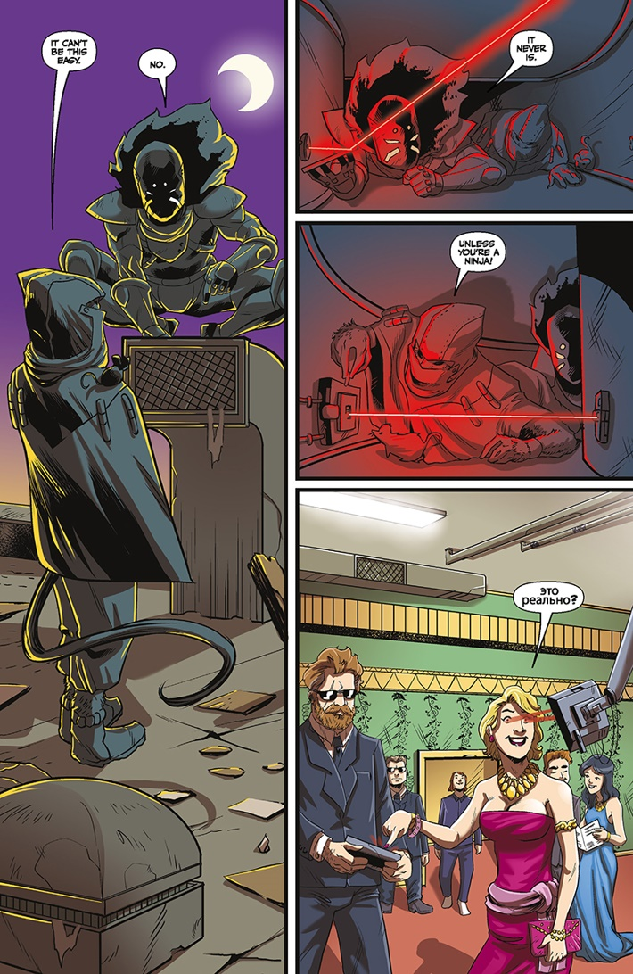 BLACKAFWIDOWS_2_3 ComicList Previews: BLACK AF WIDOWS AND ORPHANS #2