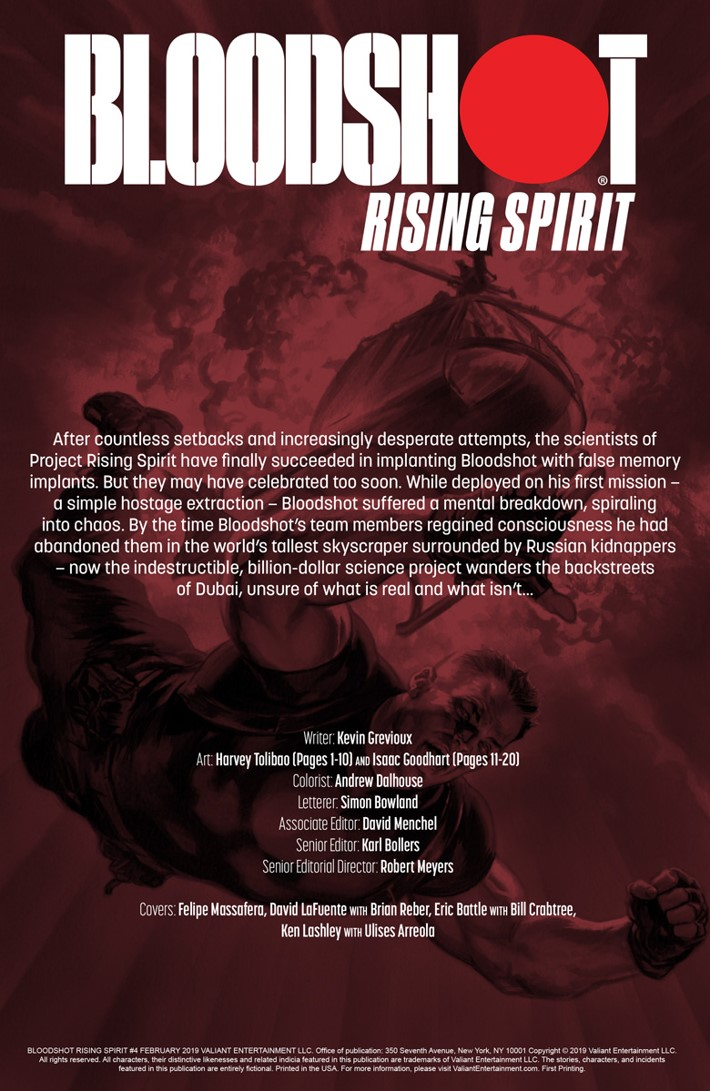 BRS4_PREVIEW_1 ComicList Previews: BLOODSHOT RISING SPIRIT #4