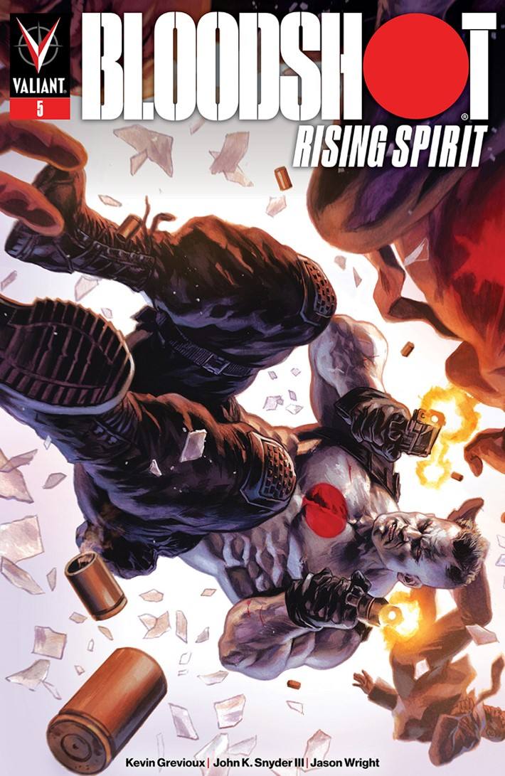 BRS5_COVER_A ComicList Previews: BLOODSHOT RISING SPIRIT #5
